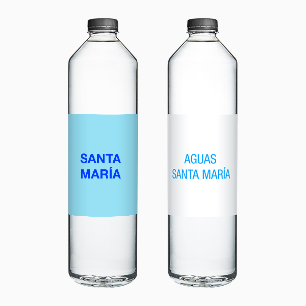 ejemplo de marca identica o parecida de agua embotellada en hazlomarca.mx